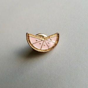 Accessories - Lemon Enamel Pin